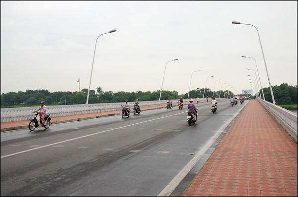 Cau Phu Xuan bridge