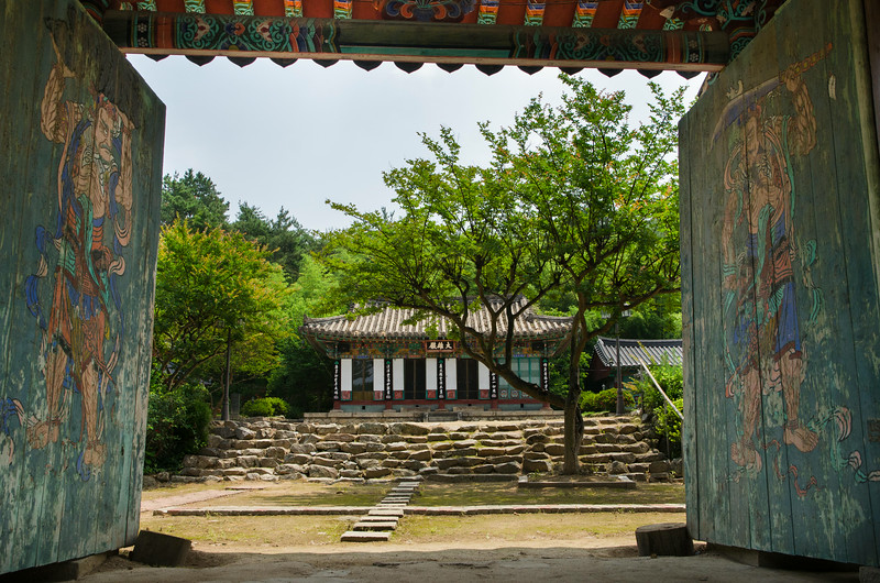 Mangwolsa Temple, Mt Namsan