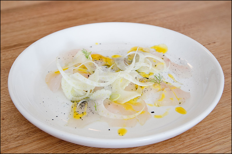 Cured trevalla