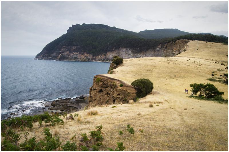 Skipping Ridge - Maria Island, Tasmania
