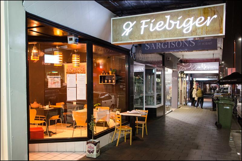 Fiebiger - Hobart, Tasmania
