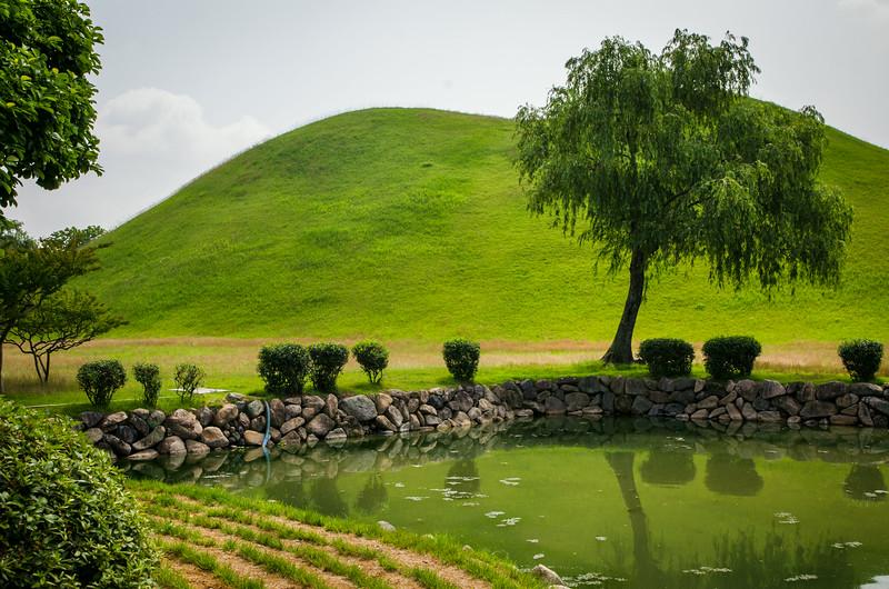 Tumuli Park (Daereungwon Tomb Complex)